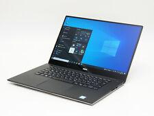 Dell XPS 15 9560 Intel 4K i7-7700HQ 512 GB SSD 16GB RAM NVIDIA GeForce GTX 1050
