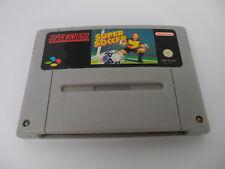 Super Soccer (PAL) Super Nintendo SNES Cart only