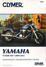 2009-2012 Yamaha V-Star XVS950 XVS950A Repair Service Workshop Manual M284