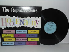 THE REPLACEMENTS Hootenanny LP Vinyl R!773760 Treatment Bound Paul Westerberg