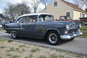 1955 Chevrolet Bel Air/150/210 ORIGINAL LOW MILEAGE V8 POWER DISC BRAKES