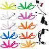 1-5M LED Flexible EL Wire Neon Glow String Strip Rope Light Dance Party Decor
