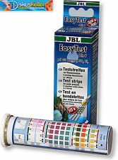 JBL Easy Test 6 in1 Teststreifen 50 Stk. / einfacher Aquarium Wassertest