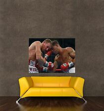 POSTER PRINT PHOTO SPORT BOXING FIGHT GATTI VS WARD LIVE ACTION SHOT SEB146