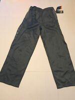 Mta Sport Medium Boy (8-10) Tricot Pant Grey Junior Size