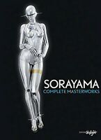 Complete Masterworks by Sorayama  New - Art - Hardback Book ##
