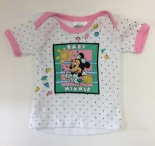 Baby Minnie at the Beach Shirt - Disney Babies Newborn to 6 mos - ©1984 Pullover