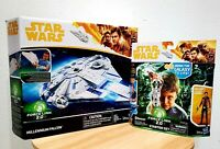 "LAST ONE! NEW IN BOX ""MILLENNIUM FALCON FORCE LINK 2.0"" STARTER SET BUNDLE!"