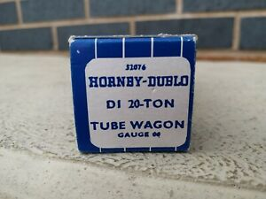 Hornby Dublo 3 rail D1 20 Ton Tube Wagon Tony Cooper reproduction Box