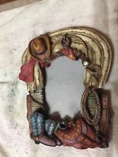 Western Picture Frame Set (2)