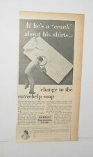 1933 ADVERTISEMENT FELS NAPTHA SOAP POST'S BRAN FLAKES TRUE STORY CLIPPING