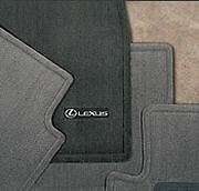GENUINE 2002-2006 LEXUS ES300 / ES330 Black Floor Mat Set, NEW