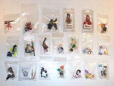 LEGO 10x Lot Random Assorted GENUINE LEGO Minifigures *NEW* - Minifigures Vary
