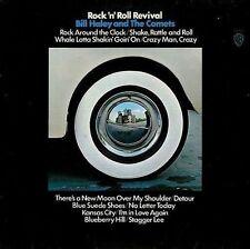 BILL HALEY AND HIS COMETS Rock 'N' Roll Revival LP Record German Warner Bros.
