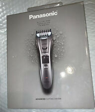 Panasonic All in One Precision Trimmer ER-GB80-Silver NEW/OP
