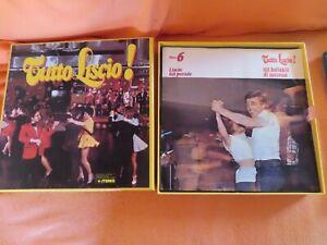 9 box vinile LP Tutto Liscio + omaggio