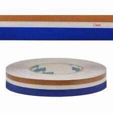 Larson / Glastron OEM 134019-01 Glittery Gold / Clear / Blue 1 Inch Vinyl Boat P