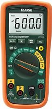 Extech EX355 True RMS Professional MultiMeter with NCV and Temperature Measur...