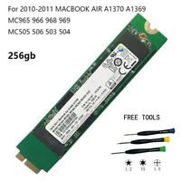 "NEW 256GB SSD Solid State Drive For MacBook Air 11"" A1370 13"" A1369 2010 -2011"