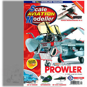 SCALE AVIATION MODELLER VOL 22 ISSUE 04 APRIL 2016