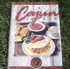 CAJUN Cookin' - Flavors of America Series - NEW! ~ Louisiana French Cuisine