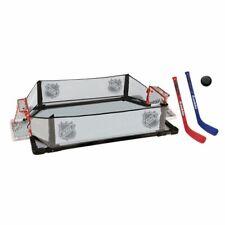 "36"" x 25.5"" Franklin NHL Carpet Hockey Set Indoor Sports Kids Game Toy Fun"