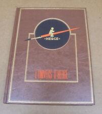 UNIVERS HERGE - TINTIN - ROMBALDI - TOME 4 - EO 1987 ( TTBE )