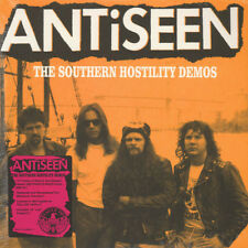 Antiseen – The Southern Hostility Demos LP Ltd Yellow Vinyl / New (2016) Punk