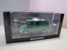 400082411 Minichamps - Ford Transit 1974 Bus - grün - 1:43