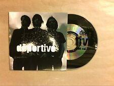 RARE CD PROMO 1 TITRE / DEPORTIVO / 1000 MOI MEME / TRES BON ETAT