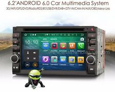 AUTORADIO Android 6.0 Nissan Qashqai Patrol Juke Pathfinder Navigatore Gps dvd
