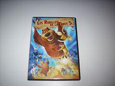 """(2) DVD  """" LES REBELLES DE LA FORET 3 """""""