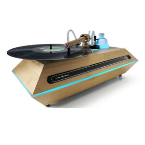 Keith Monks Prodigy Record/CD/DVD Cleaning Machine - Natural Bamboo (New)