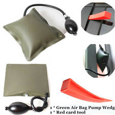 Pump Wedge Inflatable Shim for Car Door Window ABS Shim Entry Open Hand Tool Kit