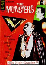 Munsters (Gold Key) (1965 Series) #5 Very Fine Comics Book