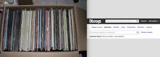 """Lot de 128 Vinyles """"House, Tribal, Electro, Trance, HipHop"""" (Année 90 & 2000)"""