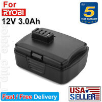 CB120L 12V 3.0Ah Battery For Ryobi HJP001KBPL-1220 130503001 Power Drill Tool US