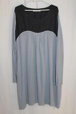 cocon.commerz PRIVATSACHEN  JUWELT Kleid aus Viskose in Grautönen Gr. 2