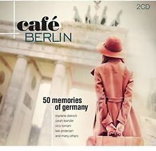 Various Artists - Cafe Berlin: 50 Memories Of Germany / Various [New CD] Holland