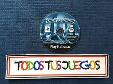 Need For Speed Underground Play Station 2  Playstation BUENA CONDICION