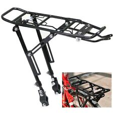 Cycling MTB Bike Bicycle Cycle Pannier Rear Rack Carrier Bracket Luggage