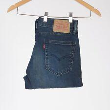 Levi's 514 Straight fit Shipyard dunkelblau Herren jeans 32/36 W32 L36
