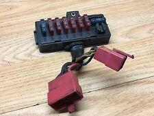 Honda VF750C-J 1988 Electrical Fuse Box For Wiring Loom