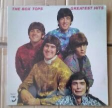 THE BOX TOPS, GREATEST HITS; 14 TRACK LP RECORD, NEW AND STILL SEALED