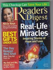 Readers Digest, December 2005,  Real Life Miracles , Day Reagan was Shot