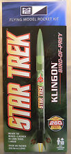 Mpc Star Trek Klingon Flying Model Rocket Kit #Mrk/5 Ships Free in Us