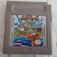 Warioland. Super Mario Land 3. Gameboy Game.