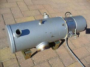 Neue Sirokko Vielstoffheizung 277 24V 32Kw IFA DDR Standheizung Wasserheizung