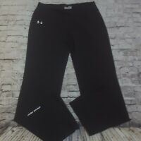 Under Armour Womens Size Small Black Semi Fitted Legging Pants