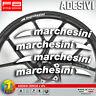 Adesivi Stickers Kit MARCHESINI RACING WHEELS CERCHI RUOTE MOTO DUCATI APRILIA